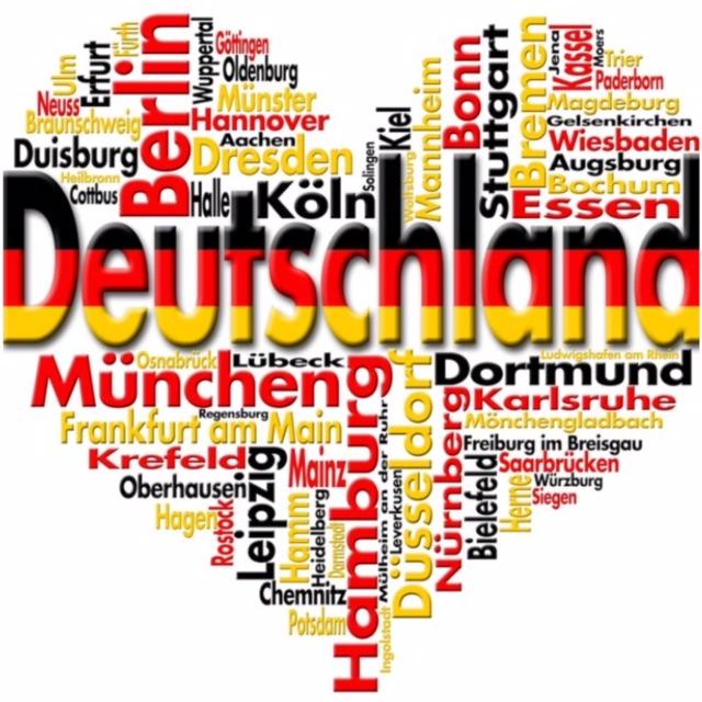 May's Guilty Pleasure: Germany