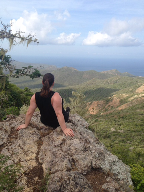 Curacao, one happy healthy Island