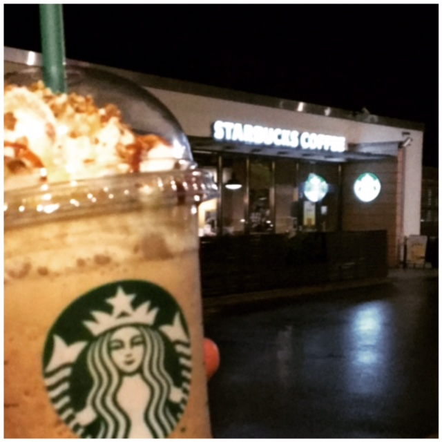 Guilty Pleasure september: Starbucks