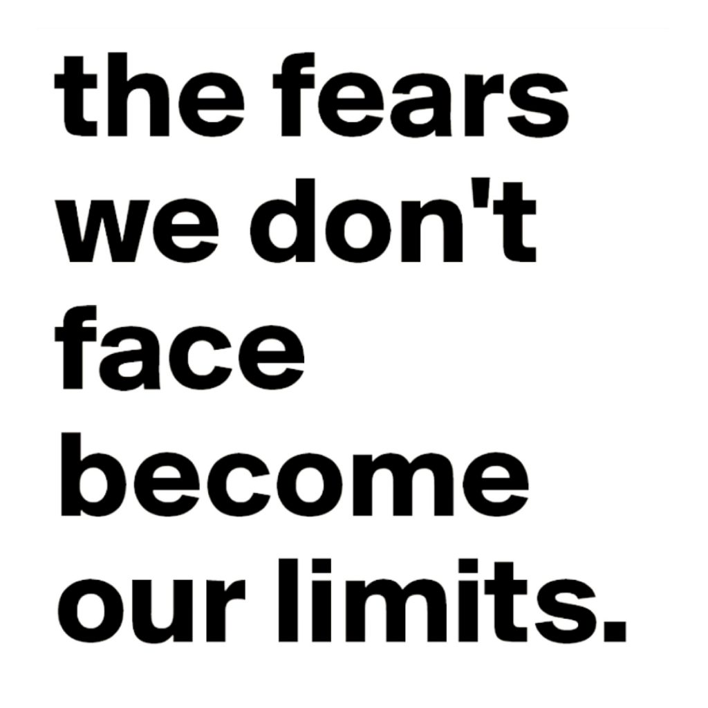 2017: Facing Fears