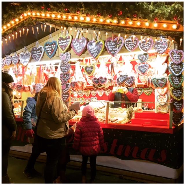 Guilty Pleasure December: christmas markets
