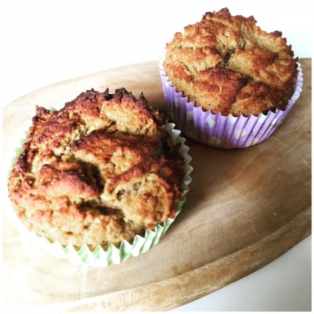 No waste muffins