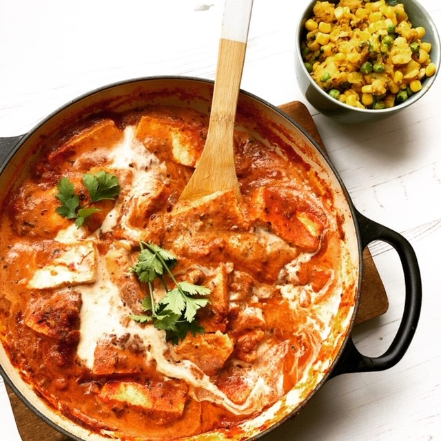 Review & recipe Indian cooking classes