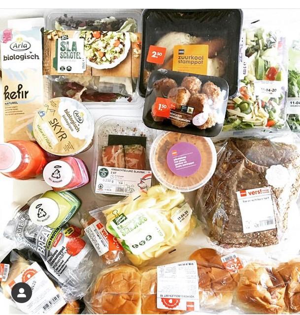 Fab Lent Challenge: No Food Waste…final blog