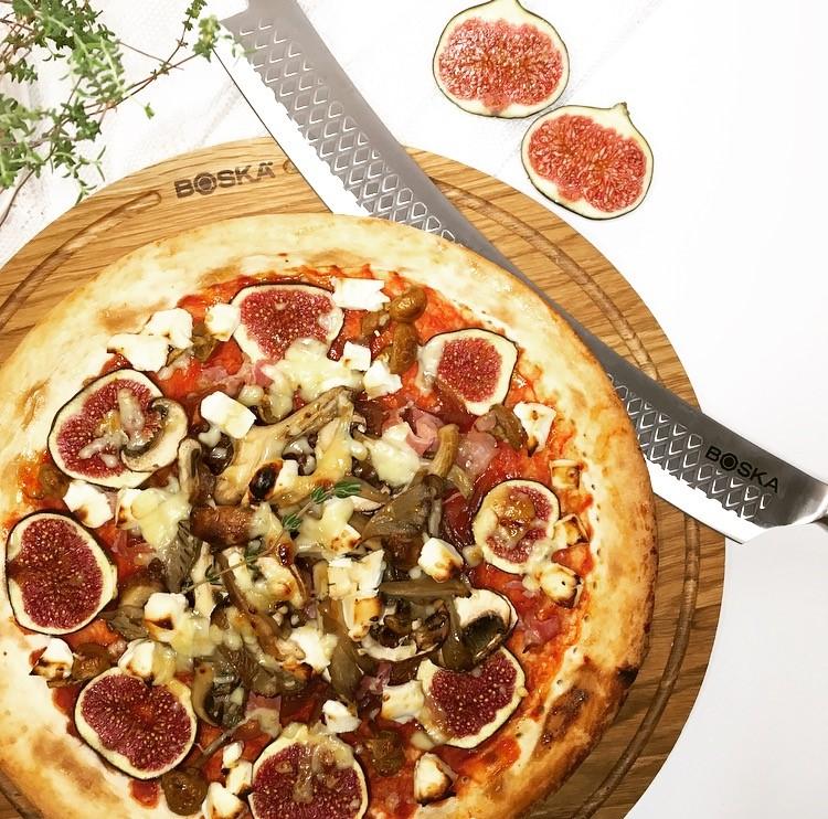 Autumn Pizza