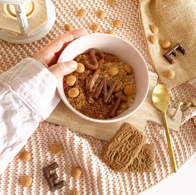 Speculaas Oats