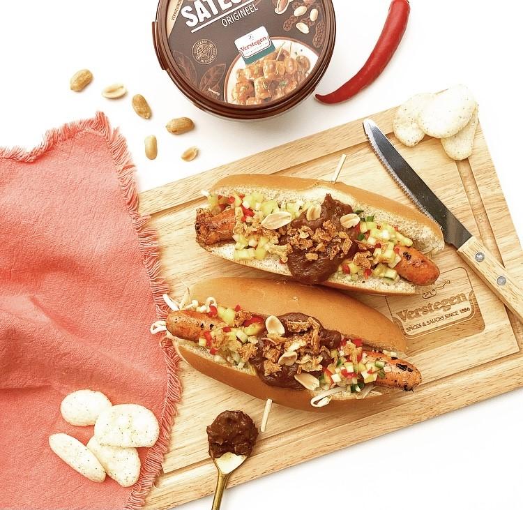 Asian Style Hotdogs