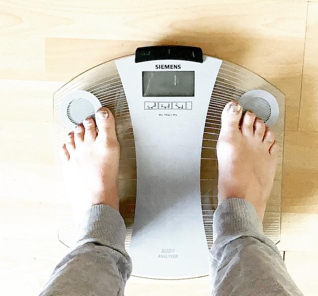 What i eat in a week: 9 weeks till 43 (week 5)